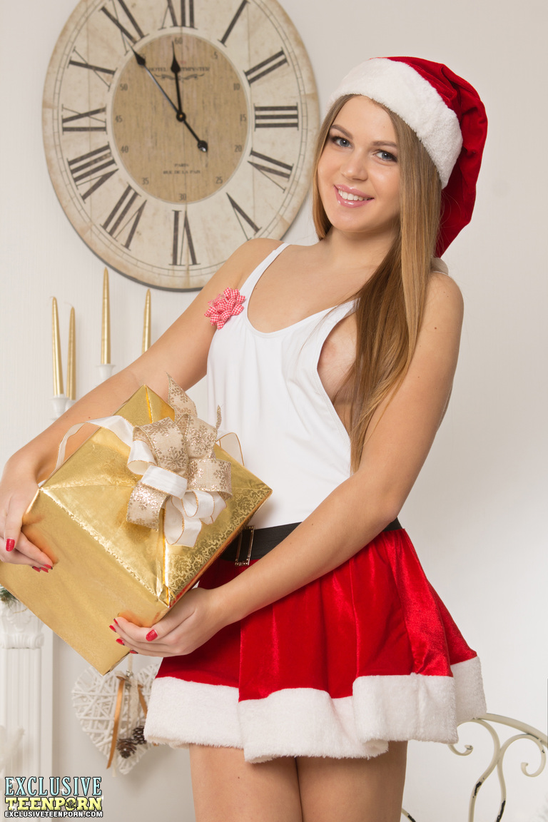 Santa claus girls nude with you
